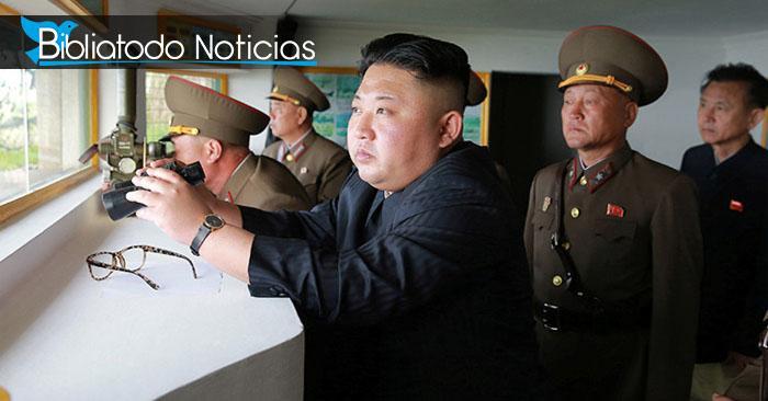 """Corea del Norte difunde vídeo donde acusa a cristianos """"como espías del enemigo""""."""