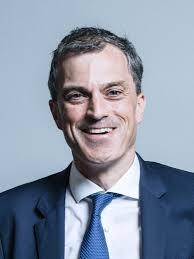 Julian Smith Secretario General para Irlanda del Norte