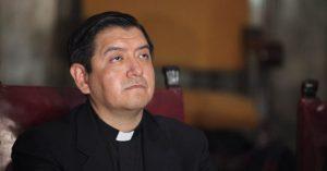 Foto del padre Hugo Valdemar