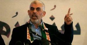Yahya Sinwar lider de Hamas