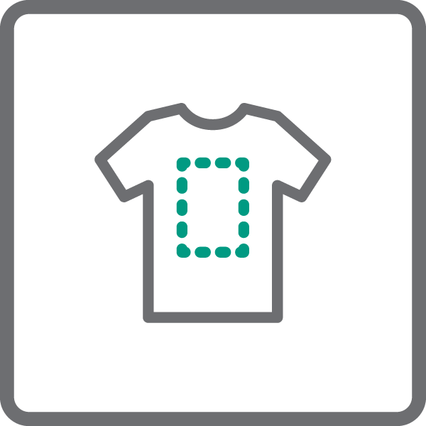 Potlač textilu