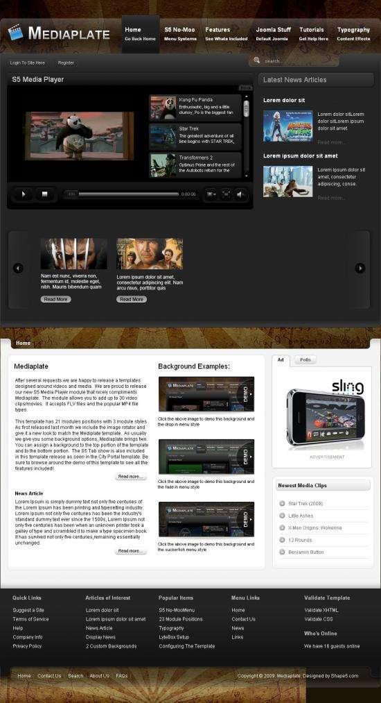 mediaplate-avjthemescom-joomla