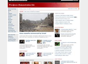 the beeb bbc avjthemes - The Beeb (BBC clone): Premium Wordpress Theme