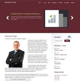 businesswp t style corp avjthemescom - Business Wordpress Theme