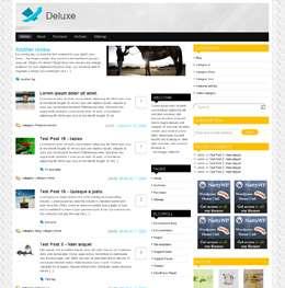 deleux t style candy avjthemescom - Deluxe Wordpress Theme (Nattywp)