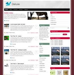deleux t style reddy avjthemescom - Deluxe Wordpress Theme (Nattywp)