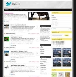 deleux t style torro avjthemescom - Deluxe Wordpress Theme (Nattywp)