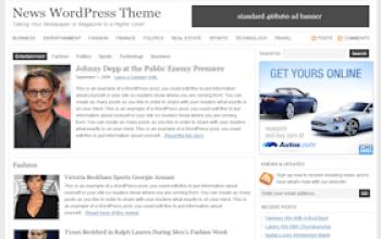 news - StudioPress Wordpress Themes