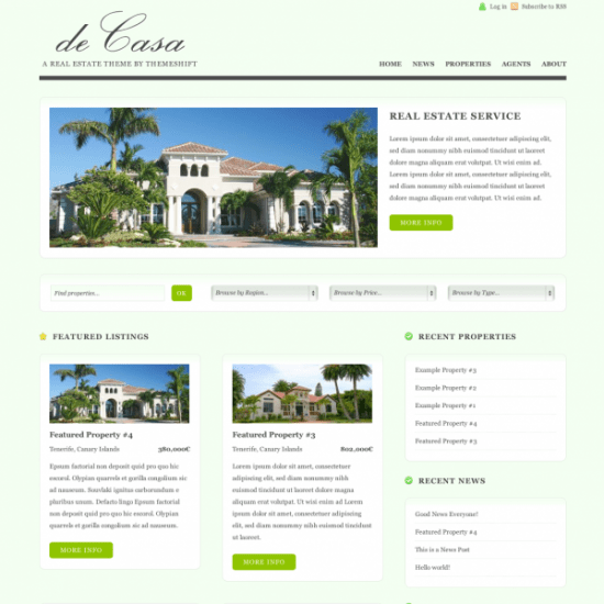 decasa avjthemescom real estate 550x550 - deCasa Wordpress Theme