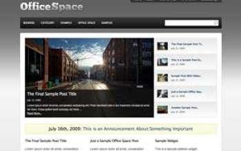 Office Space WordPress Theme