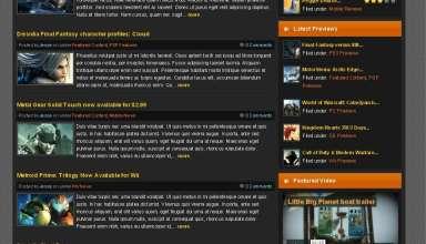gamenow wpnow avjthemescom - GameNow Wordpress Theme