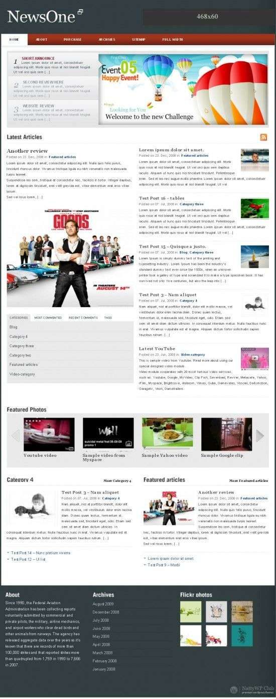 newsone avjthemescom nattywp 550x1391 - NewsOne Wordpress Theme