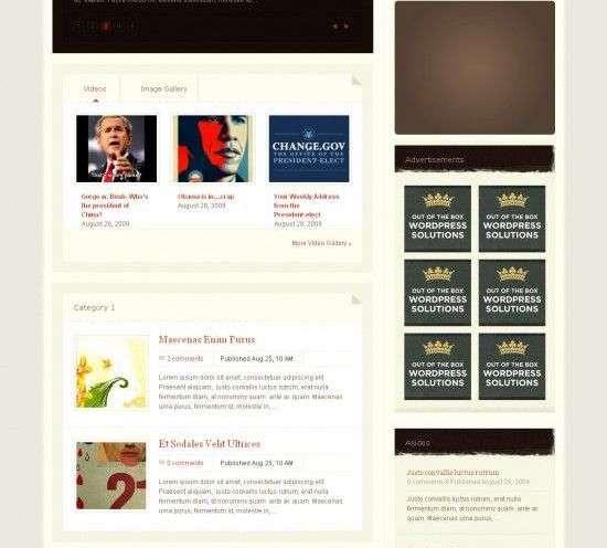 reinvent avjthemescom premiumthemes 550x1135 - Reinvent Wordpress Theme