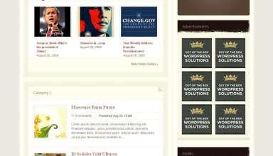 reinvent avjthemescom premiumthemes - Reinvent Wordpress Theme