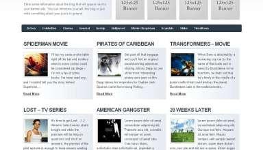 webpress wordpress theme - WebPress Wordpress Theme