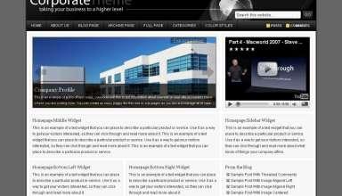 coporate studiopress - Corporate WordPress Theme