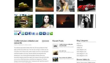 inspired bits avjthemescom premiumthemes - Inspired Bits Wordpress Theme