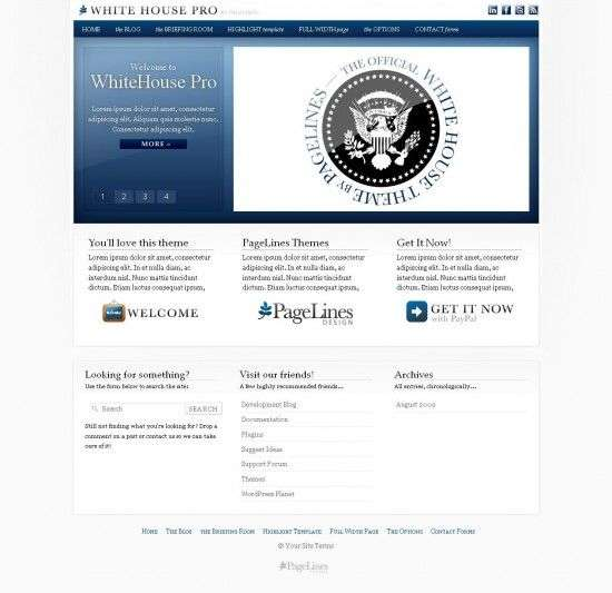white-house-pro-wordpress-Theme