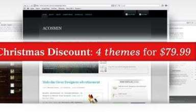 acosmin christmas discounts - Acosmin Christmas Sales Special Discounts