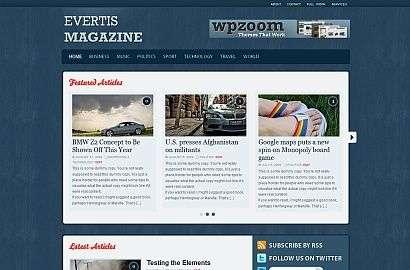 evertis - Wpzoom Premium Wordpress Themes