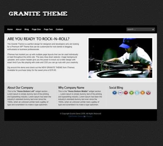 granite-wordpress-ithemes