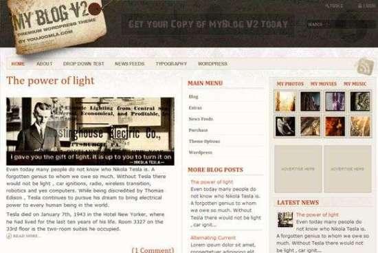 MyBlog v2