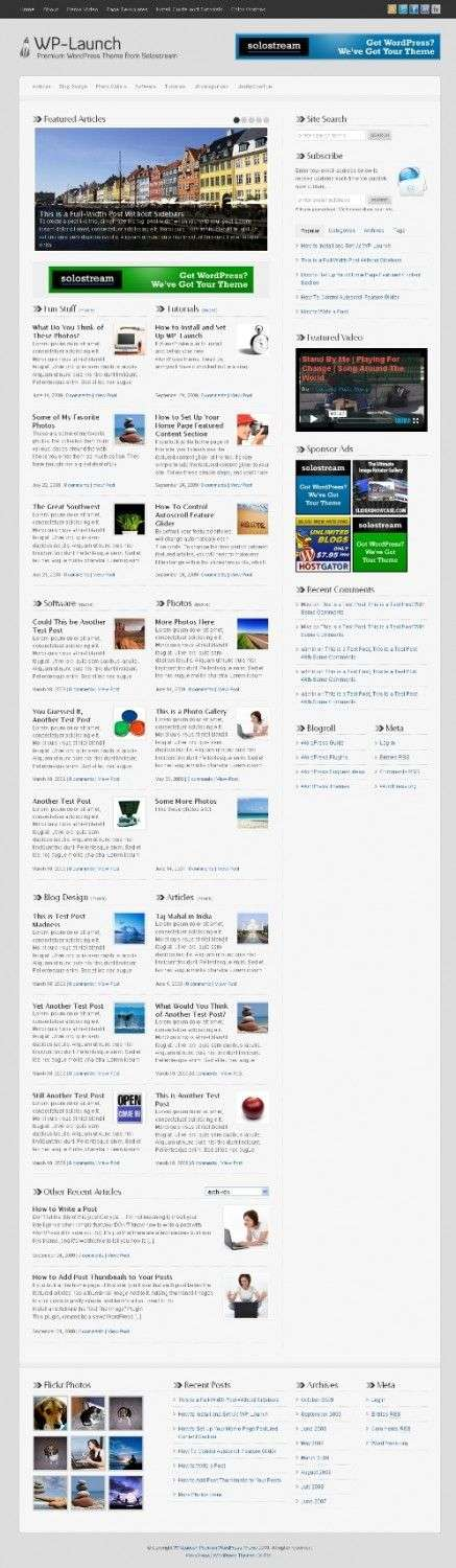 wp launch solostream 437x1500 - Wp-Launch Wordpress Theme
