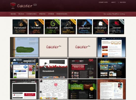 gallery pro 550x407 - UpThemes Wordpress Themes