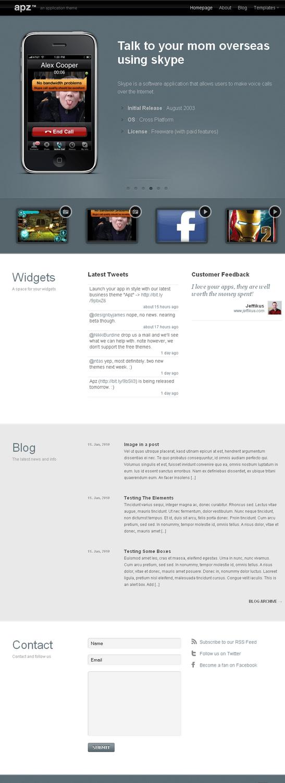 apz wordpress woo themes - Apz Premium Wordpress Theme