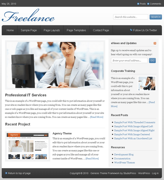 Wordpress Theme Freelancers