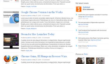 freshlife wordpress theme - FreshLife Premium WordPress Theme