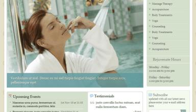 rejuvenate wordpress theme - ReJuvenate Premium WordPress Theme