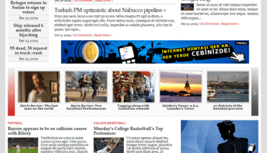 wpnewspaper wordpress theme - WpNewsPaper v1.5 Premium WordPress Theme