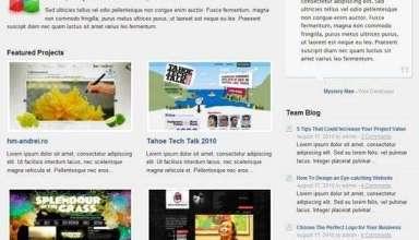 Cube Light - CubeLight Premium WordPress Theme