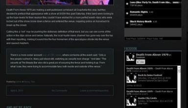 dark n gritty foxhoundband avjthemescom - Dark n' Gritty WordPress Theme
