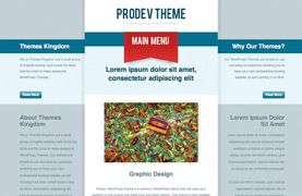 prodev - Themeskingdom Premium WordPress Themes