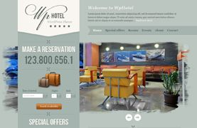 wp hotel - Themeskingdom Premium WordPress Themes