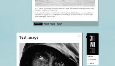 waves obox avjthemes - Waves WordPress Theme