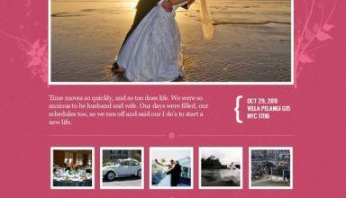 gabfire wedding avjthemescom - Gabfire Wedding WordPress Theme