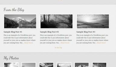 scribble studiopress avjthemescom - Scribble WordPress Theme