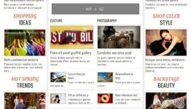 arts and culture gabfire avjthemescom 01 - Arts and Culture WordPress Theme