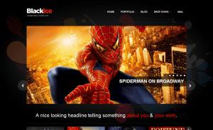 blackice - ThemePURE Premium WordPress Themes