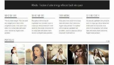 albedo graphpaperpress - Albedo WordPress Theme