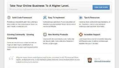 businessplus themejunkie avjthemescom 01 - BusinessPlus WordPress Theme