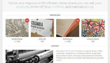 gather themetrust avjthemescom 01 - Gather WordPress Theme