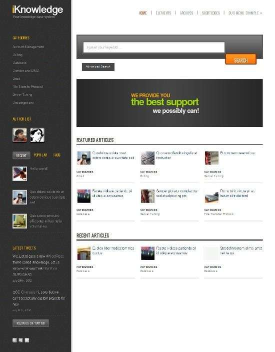 iknowledge themewarrior avjthemescom 01 - iKnowledge WordPress Theme