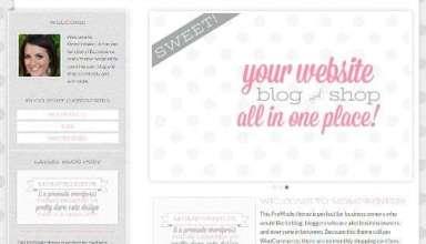 mompreneur studiopress avjthemescom 01 - MomPreneur WordPress Theme