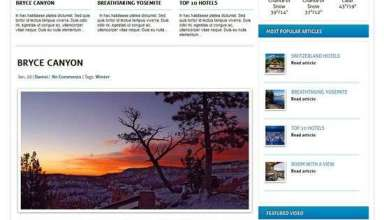 winterland gorillathemes avjthemescom 01 - Winterland WordPress Theme