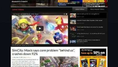 gamingzone magazine3 avjthemescom 01 - Gamingzone WordPress Theme
