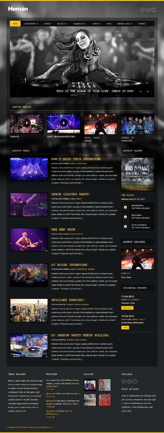 hernan cssigniter avjthemescom 01 - Hernan WordPress Theme